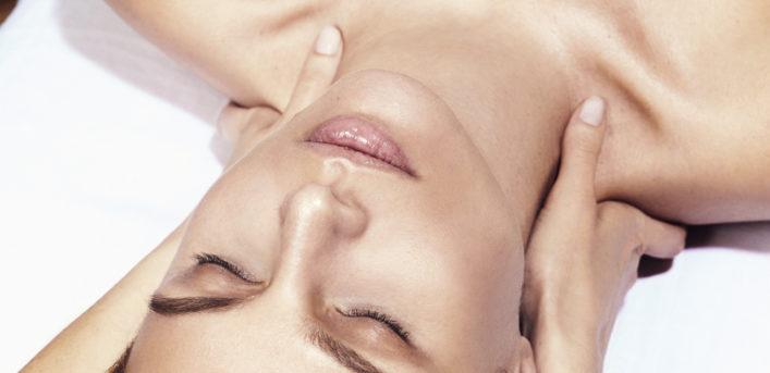 resa massage ansiktsbehandling